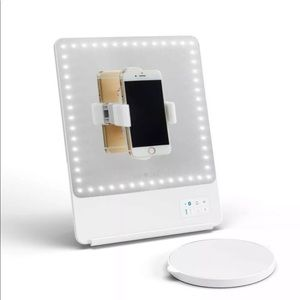 Riki Skinny Lighted Vanity Mirror RIKI LOVES RIKI